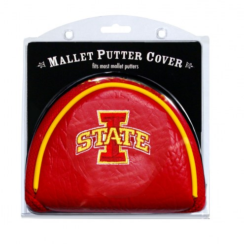 Iowa State Cyclones Golf Mallet Putter Cover