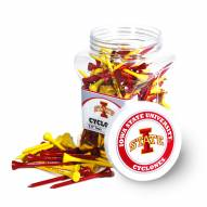 Iowa State Cyclones 175 Golf Tee Jar