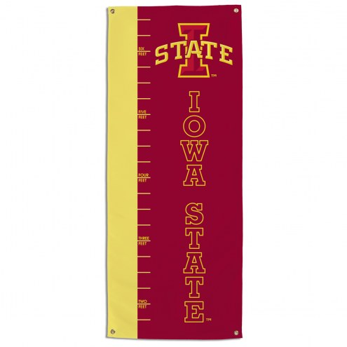 Iowa State Cyclones Growth Chart