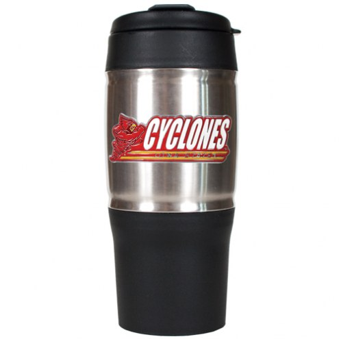 Iowa State Cyclones Heavy Duty Travel Tumbler