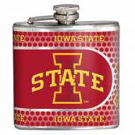 Iowa State Cyclones Hi-Def Stainless Steel Flask