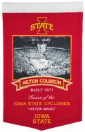 Iowa State Cyclones Hilton Coliseum Banner