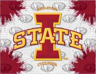 Iowa State Cyclones Logo Canvas Print