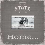 Iowa State Cyclones Home Picture Frame