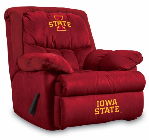 Iowa State Cyclones Home Team Recliner