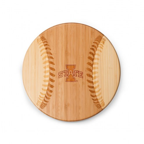Iowa State Cyclones Homerun Cutting Board
