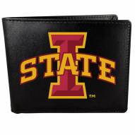Iowa State Cyclones Large Logo Bi-fold Wallet