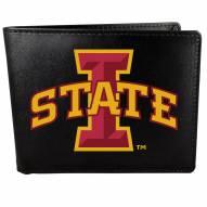 Iowa State Cyclones Large Logo Bi-fold Wallet