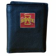 Iowa State Cyclones Leather Tri-fold Wallet