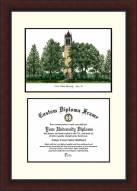 Iowa State Cyclones Legacy Scholar Diploma Frame