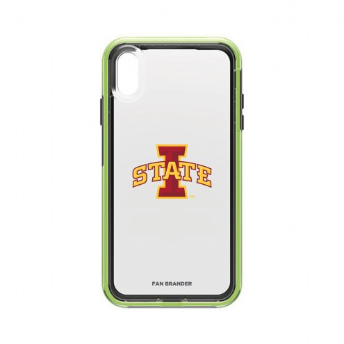 Iowa State Cyclones LifeProof iPhone XS Max Slam Case