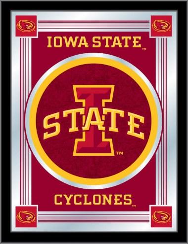 Iowa State Cyclones Logo Mirror