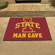 Iowa State Cyclones Man Cave All-Star Rug