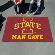 Iowa State Cyclones Man Cave Ulti-Mat Rug