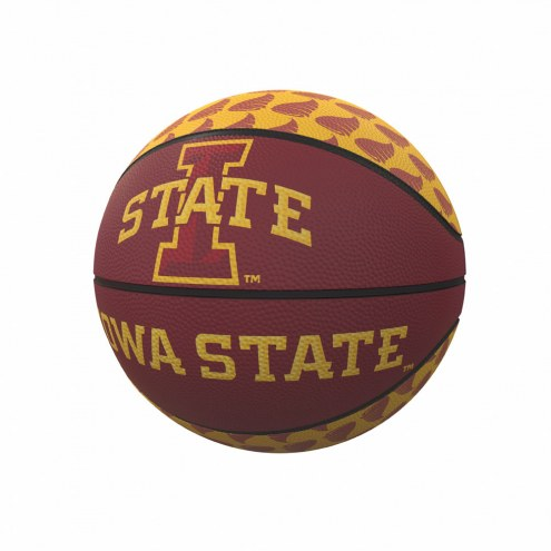 Iowa State Cyclones Mini Rubber Basketball