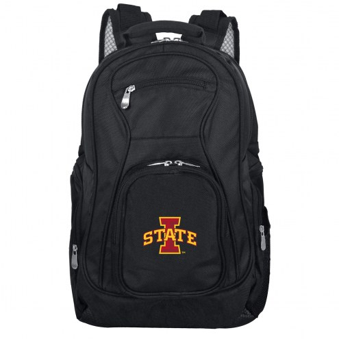 Iowa State Cyclones Laptop Travel Backpack