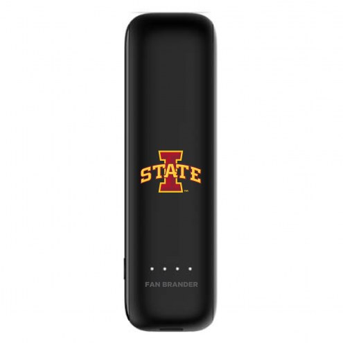Iowa State Cyclones mophie Power Boost Mini Portable Battery