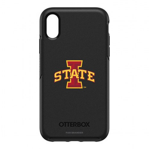 Iowa State Cyclones OtterBox iPhone XR Symmetry Black Case