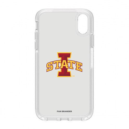 Iowa State Cyclones OtterBox iPhone XR Symmetry Clear Case