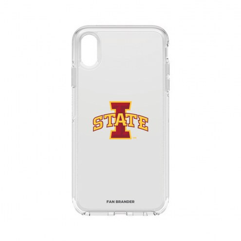 Iowa State Cyclones OtterBox iPhone XS Max Symmetry Clear Case