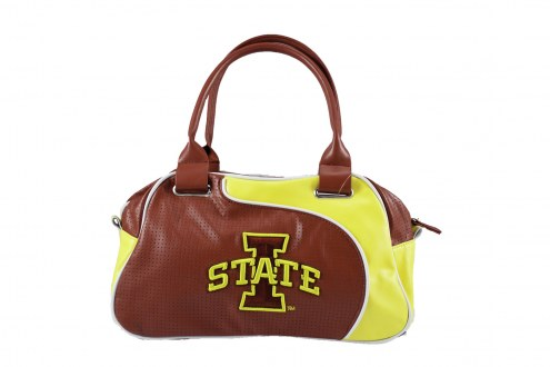 Iowa State Cyclones Perf-ect Bowler Purse