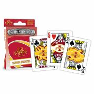 Iowa State Cyclones Playing Cards