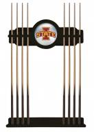 Iowa State Cyclones Pool Cue Rack