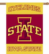 """Iowa State Cyclones Premium 28"""" x 40"""" Two-Sided Banner"""