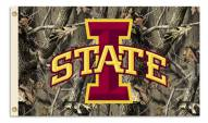 Iowa State Cyclones Premium Realtree Camo 3' x 5' Flag