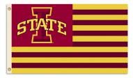 Iowa State Cyclones Premium Striped 3' x 5' Flag