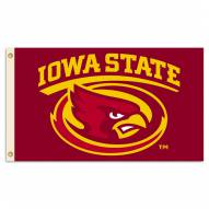 Iowa State Cyclones Premium 2-Sided 3' x 5' Flag