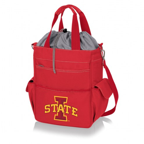 Iowa State Cyclones Red Activo Cooler Tote