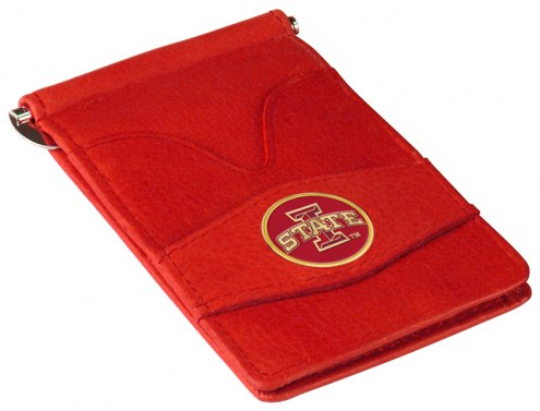Iowa State Cyclones Red Player's Wallet