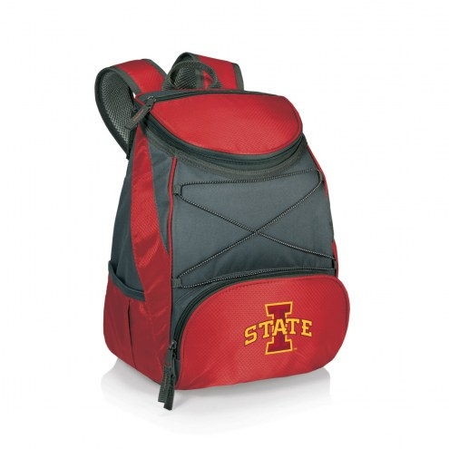 Iowa State Cyclones Red PTX Backpack Cooler