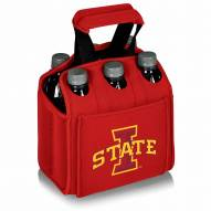 Iowa State Cyclones Red Six Pack Cooler Tote
