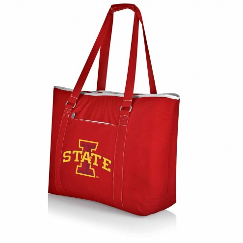 Iowa State Cyclones Red Tahoe Beach Bag