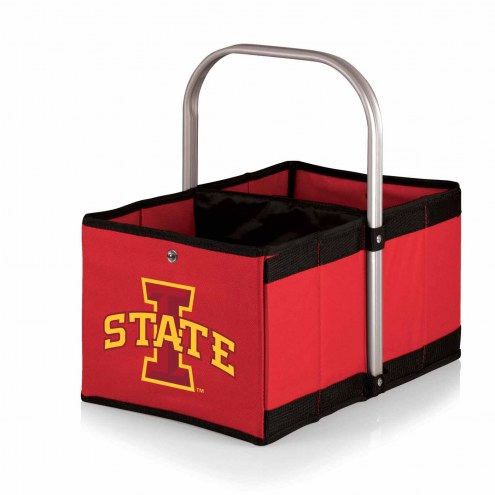 Iowa State Cyclones Red Urban Picnic Basket