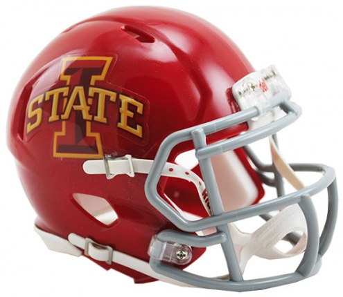 Iowa State Cyclones Riddell Speed Mini Collectible Football Helmet
