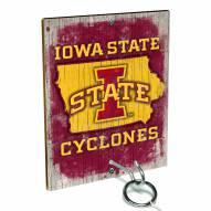 Iowa State Cyclones Ring Toss Game