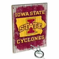 Iowa State Cyclones Ring Toss Game