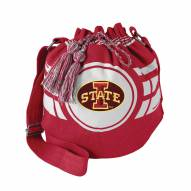 Iowa State Cyclones Ripple Drawstring Bucket Bag