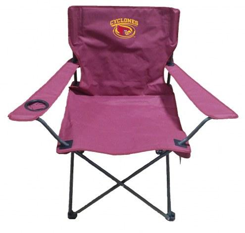 Iowa State Cyclones Rivalry Folding Chair