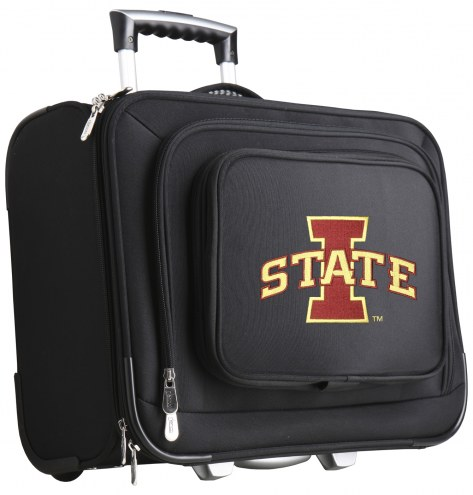 Iowa State Cyclones Rolling Laptop Overnighter Bag
