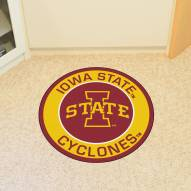 Iowa State Cyclones Rounded Mat