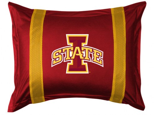 Iowa State Cyclones Sidelines Pillow Sham