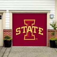 Iowa State Cyclones Single Garage Door Banner