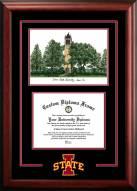 Iowa State Cyclones Spirit Graduate Diploma Frame