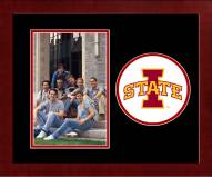 Iowa State Cyclones Spirit Vertical Photo Frame