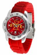 Iowa State Cyclones Sport Silicone Men's Watch