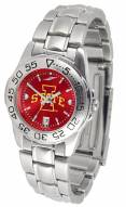 Iowa State Cyclones Sport Steel AnoChrome Women's Watch